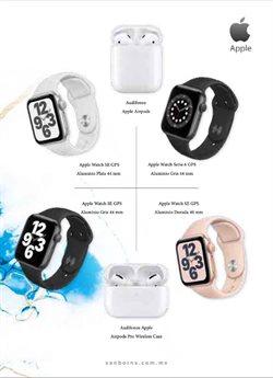 Ofertas de Apple en el catálogo de Sanborns ( Más de un mes)