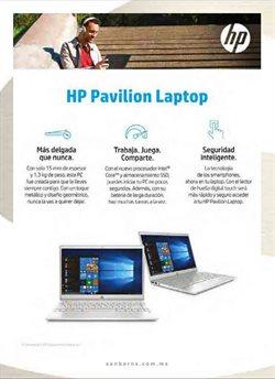 Ofertas de HP en el catálogo de Sanborns ( Más de un mes)