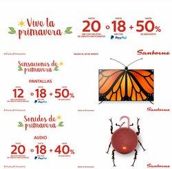 Ofertas de Tiendas Departamentales en el catálogo de Sanborns en Santa Catarina (Nuevo León) ( Vence mañana )