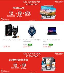 Catálogo Sanborns en Ciudad de México ( 2 días más )