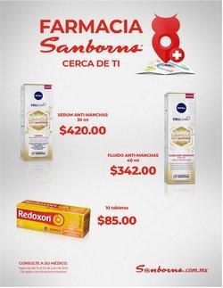 Catálogo Sanborns ( 5 días más)