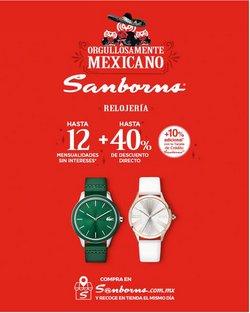 Catálogo Sanborns ( Vence hoy)