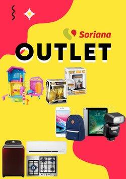 Ofertas de Hiper-Supermercados en el catálogo de Mega Soriana en Guasave ( Publicado ayer )