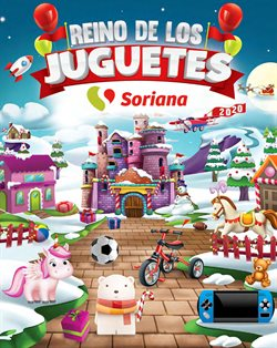 Catálogo Mega Soriana en Guadalajara ( Más de un mes )