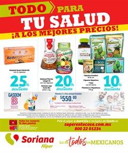 Catálogo Mega Soriana ( 10 días más )