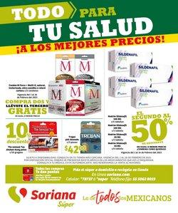 Catálogo Mega Soriana en Heróica Puebla de Zaragoza ( Caducado )