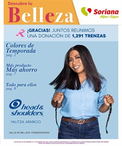 Catálogo Mega Soriana en Heróica Puebla de Zaragoza ( 10 días más )