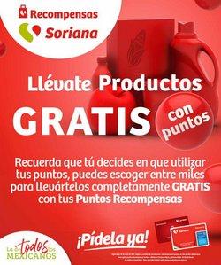 Ofertas de Hiper-Supermercados en el catálogo de Mega Soriana ( 3 días más )