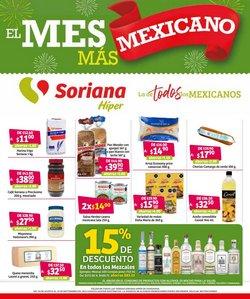 Ofertas de Mega Soriana en el catálogo de Mega Soriana ( Vence hoy)