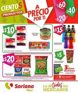 Ofertas de Mega Soriana en el catálogo de Mega Soriana ( 4 días más)