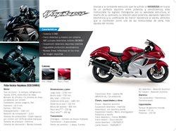 Ofertas de Autos, moto y recambios  en el folleto de Suzuki Motos en Chihuahua