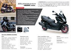 Ofertas de Suzuki Motos  en el folleto de Tuxtla Gutiérrez