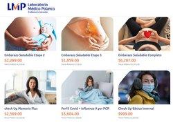 Ofertas de Laboratorio Médico Polanco en el catálogo de Laboratorio Médico Polanco ( Publicado hoy)