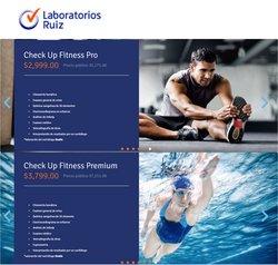 Ofertas de Laboratorios Ruiz en el catálogo de Laboratorios Ruiz ( Vence hoy)