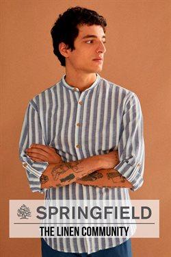 Ofertas de Springfield en el catálogo de Springfield ( 15 días más)