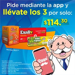Catálogo Farmacias Similares en Tijuana ( Caducado )