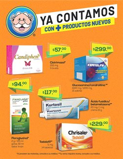 Ofertas de Limón en Farmacias Similares