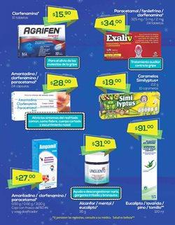 Ofertas de Pasas en Farmacias Similares