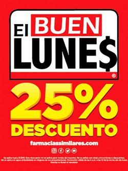 Catálogo Farmacias Similares en Tijuana ( 10 días más )