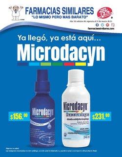 Catálogo Farmacias Similares en Matehuala ( 23 días más )