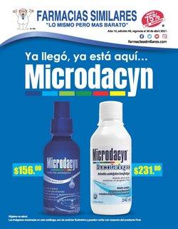 Ofertas de Farmacias y Salud en el catálogo de Farmacias Similares en Matehuala ( 20 días más )