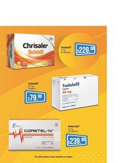 Ofertas de Farmacias y Salud en el catálogo de Farmacias Similares ( 16 días más )