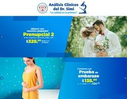 Ofertas de Farmacias y Salud en el catálogo de Farmacias Similares ( 17 días más)