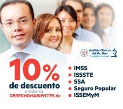 Ofertas de Farmacias y Salud en el catálogo de Farmacias Similares ( 4 días más)