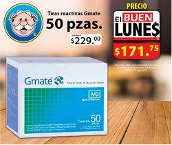 Ofertas de Farmacias y Salud en el catálogo de Farmacias Similares ( 28 días más)