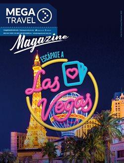 Ofertas de Viajes en el catálogo de Mega travel en Ciudad de México ( Más de un mes )