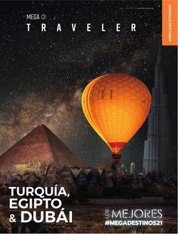 Ofertas de Viajes en el catálogo de Mega travel en Heróica Puebla de Zaragoza ( 19 días más )
