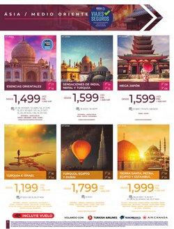 Ofertas de MAS en Mega travel