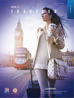 Ofertas de Viajes en el catálogo de Mega travel ( 18 días más)
