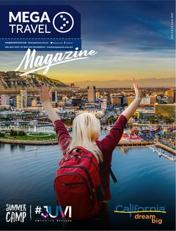 Ofertas de Viajes en el catálogo de Mega travel ( 14 días más)