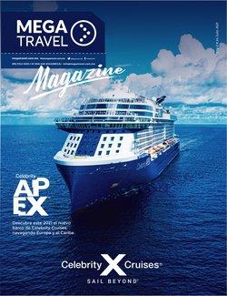 Ofertas de Mega travel en el catálogo de Mega travel ( 3 días más)