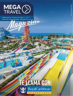 Ofertas de Viajes en el catálogo de Mega travel ( Publicado hoy)
