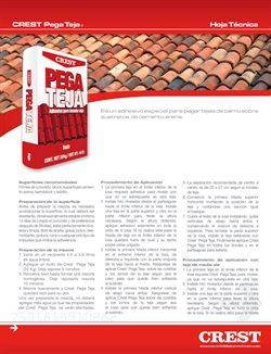 Ofertas de Ferreterías y Construcción en el catálogo de Construrama en Matehuala ( Más de un mes )
