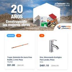 Ofertas de Construrama en el catálogo de Construrama ( Vence mañana)