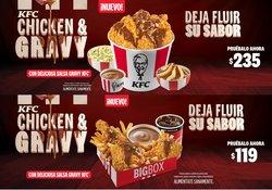 Ofertas de Restaurantes en el catálogo de KFC ( 10 días más)