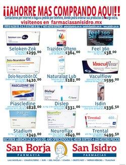 Catálogo Farmacias San Isidro y San Borja ( Publicado ayer)
