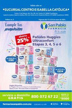 Catálogo Farmacia San Pablo en Benito Juárez (CDMX) ( Vence mañana )