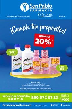 Catálogo Farmacia San Pablo ( 3 días más)