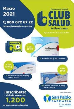 Catálogo Farmacia San Pablo ( 2 días publicado )
