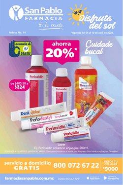 Catálogo Farmacia San Pablo ( Caduca hoy )