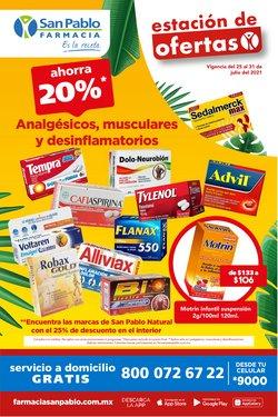 Ofertas de Farmacia San Pablo en el catálogo de Farmacia San Pablo ( Publicado hoy)