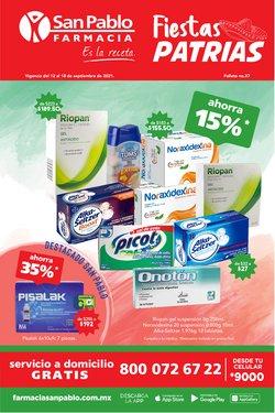 Ofertas de Farmacias y Salud en el catálogo de Farmacia San Pablo ( Vence hoy)