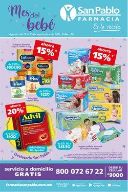 Ofertas de Juguetes y Niños en el catálogo de Farmacia San Pablo ( 4 días más)