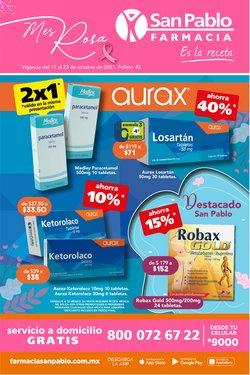 Ofertas de Hiper-Supermercados en el catálogo de Farmacia San Pablo ( 2 días más)
