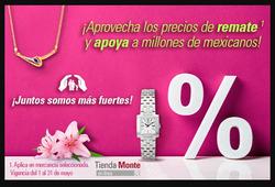 Cupón Nacional Monte de Piedad en Monterrey ( 7 días más )