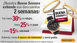 Ofertas de Tienda Monte  en el folleto de Ciudad de México